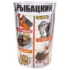 """Стакан граненый """"Рыбацкий"""""""