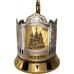 Подстаканник позолота Храм Василия Блаженного (лазер)