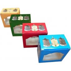 Коробка сувенирная в ассортименте